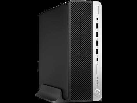 Sistem Brand HP ProDesk 600 G4 SFF Intel Core i3-8100 RAM 8GB SSD 256GB Windows 10 Pro