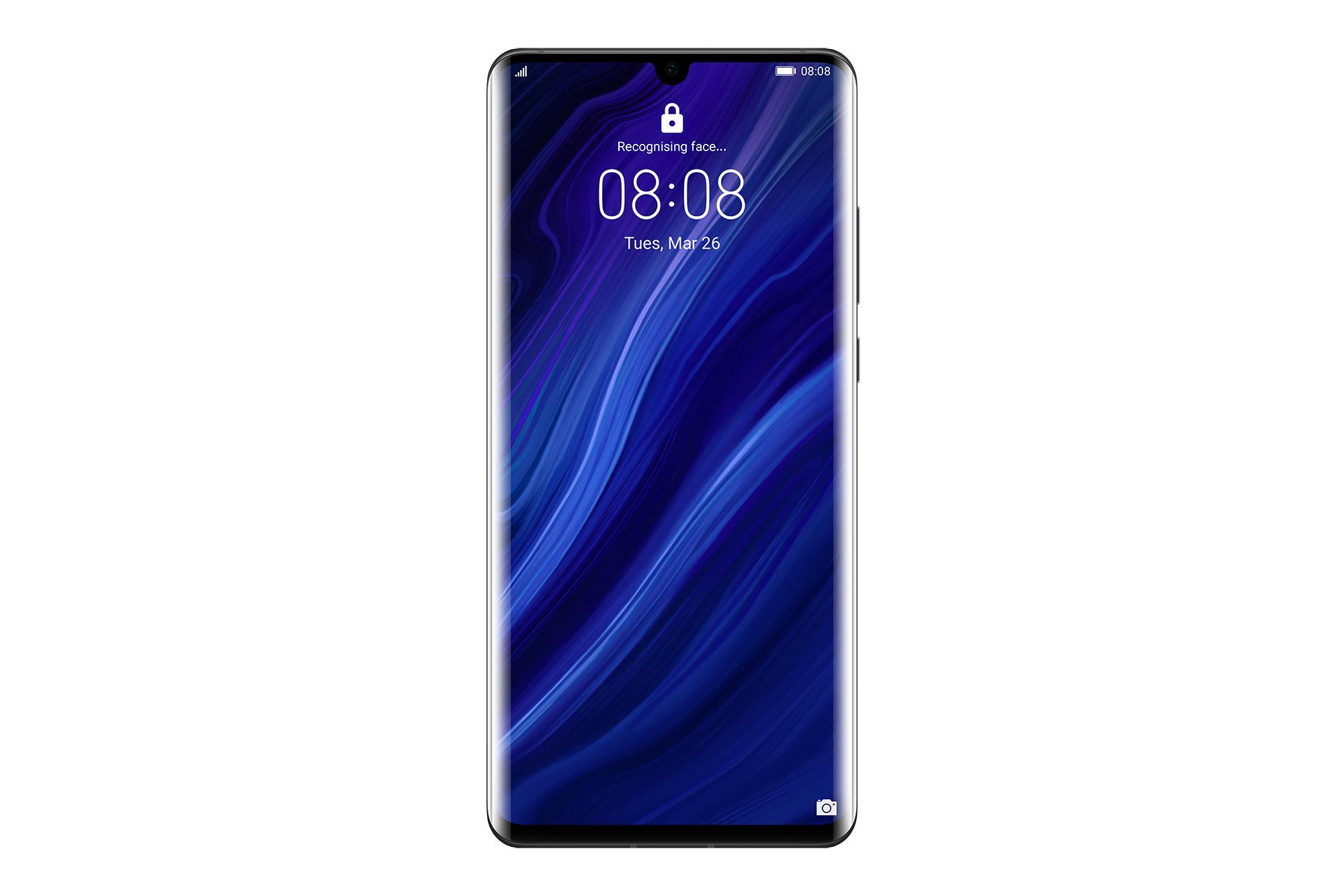 Telefon Mobil Huawei P30 Pro 128GB Flash 6GB RAM Dual SIM 4G Black