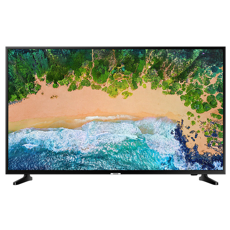 Televizor LED Samsung Smart TV UE55NU7093UXXH 138cm 4K Ultra HD Negru
