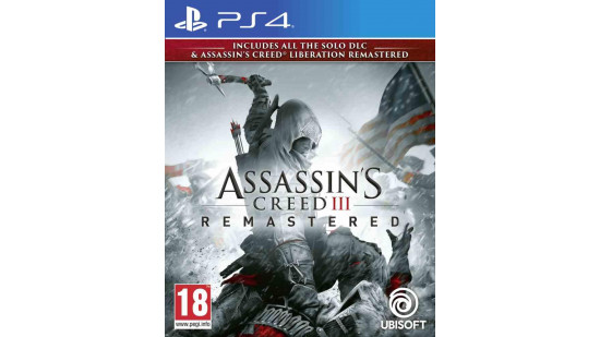 Assassin's Creed 3 & Assassin's Creed Liberation Remastered - PS4