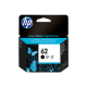 Cartus Inkjet HP 62, 4ml, Black