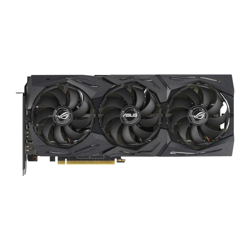 Placa Video ASUS ROG STRIX GeForce GTX 1660 Ti Advanced 6GB GDDR6 192 biti