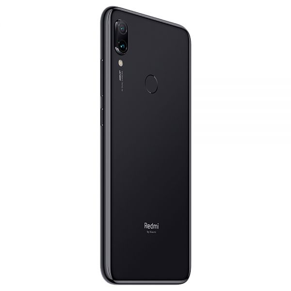 Telefon Mobil Xiaomi Redmi Note 7 128GB Flash 4GB RAM Dual SIM 4G Black