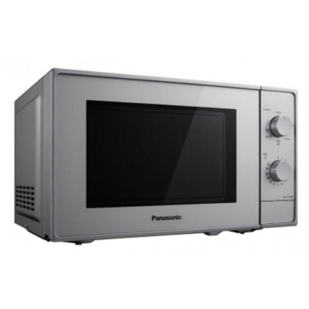 Cuptor cu microunde Panasonic NN-K12JMMEPG 800W 20L Grill Mecanic Alb