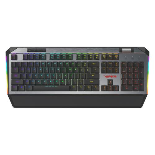 Tastatura Gaming Patriot Viper V765 RGB Mecanica Kalih Red Box Switch