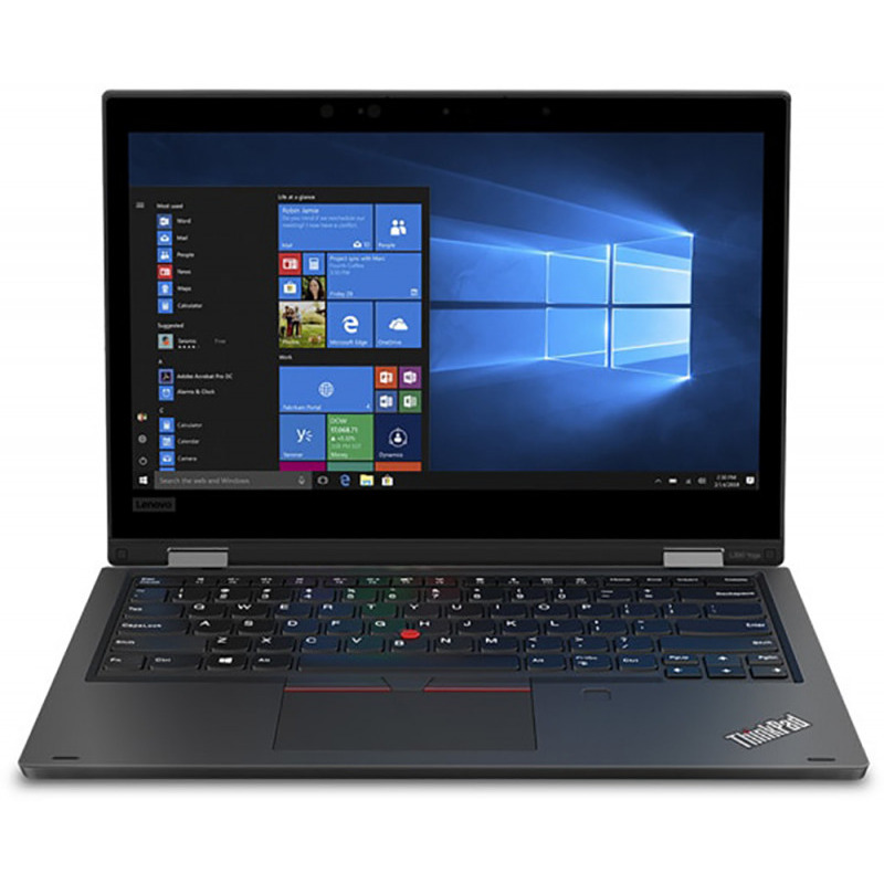 Ultrabook Lenovo Thinkpad L390 Yoga 13.3 Full HD Touch Intel Core i5-8265U RAM 8GB SSD 512GB Windows 10 Pro