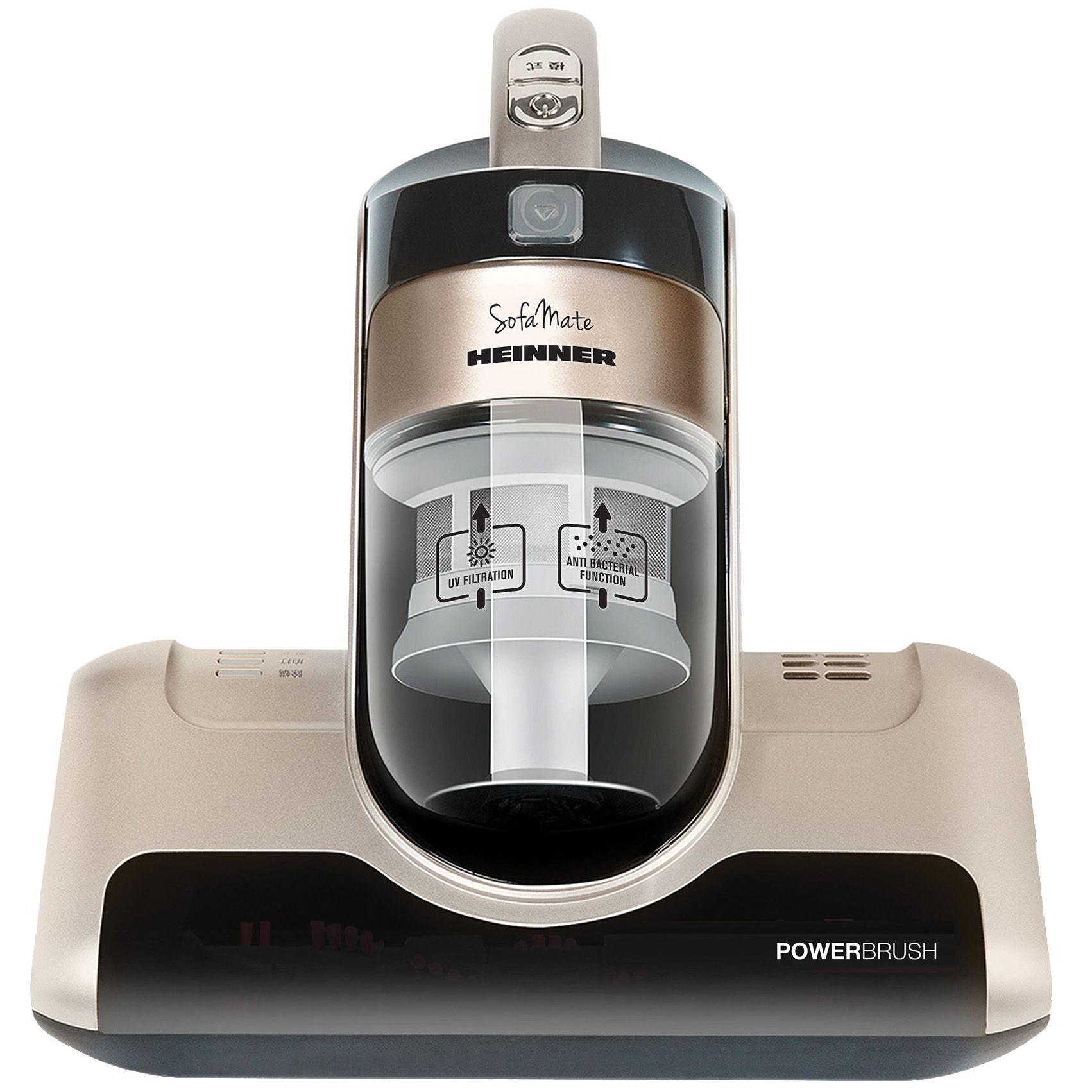 Aspirator de canapele Heinner SofaMate HCVC-M450G 450W 3 moduri de aspirare Bej