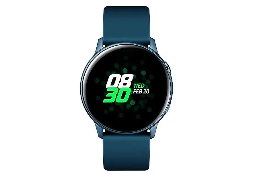 Smartwatch Samsung Galaxy Watch Active R500 Green