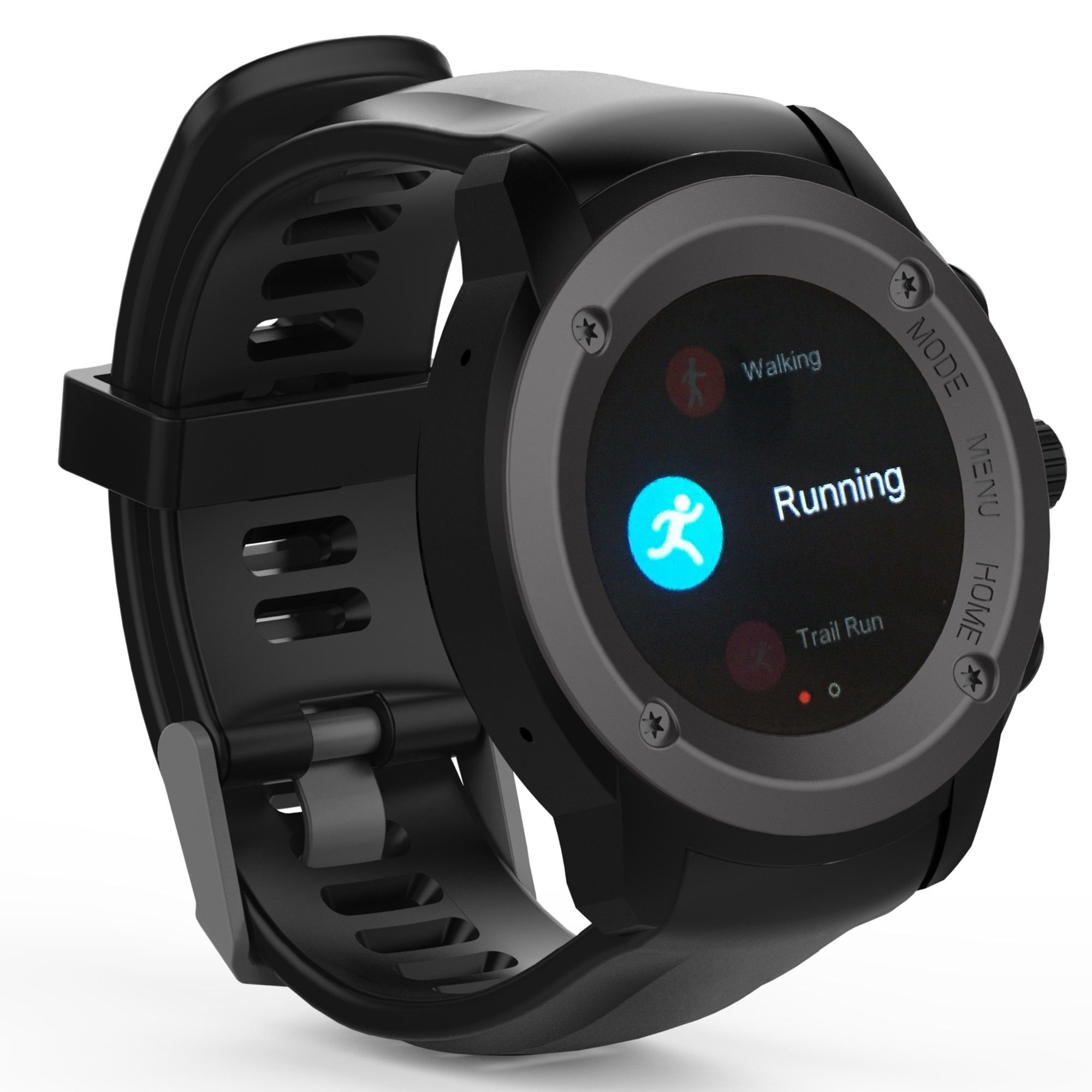 Smartwatch Maxcom FitGo FW17 Power Black