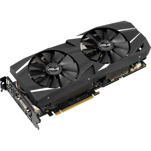Placa Video ASUS GeForce DUAL RTX 2060 6GB GDDR6 192 biti