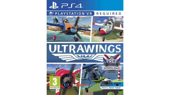 ULTRA WINGS (VR) - PS4