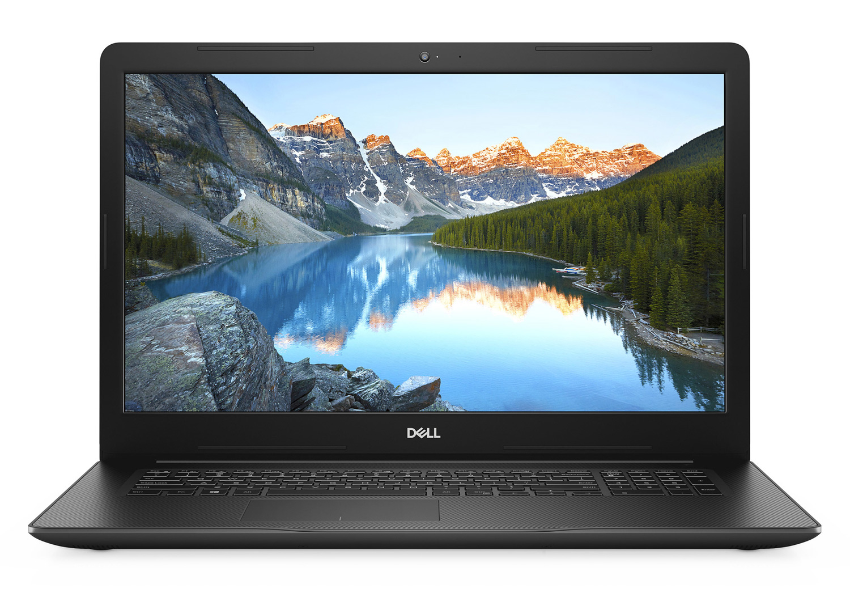 Notebook Dell Inspiron 3781 17.3 Full HD Intel Core i3-7020U RAM 8GB HDD 1TB Linux Negru