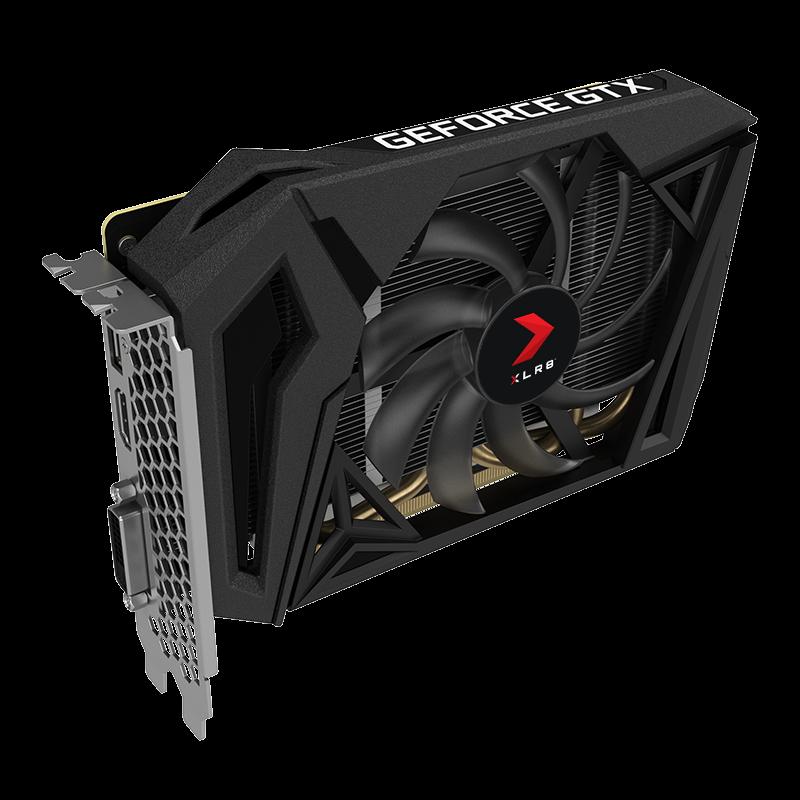 Placa Video PNY GeForce GTX 1660 XLR8 Gaming OC 6GB GDDR5 192 biti