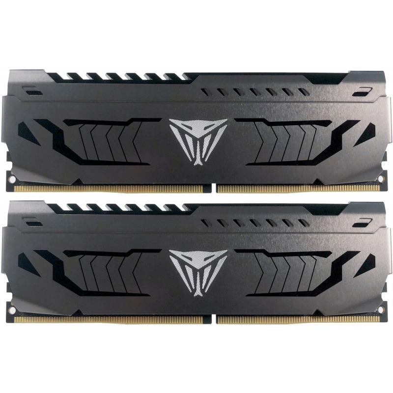 Memorie Desktop Patriot Viper Steel 32gb(2 X 16gb) Ddr4 3000mhz Cl16