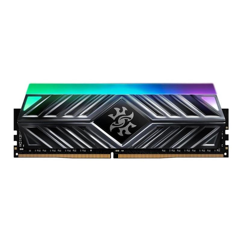 Memorie Desktop A-Data XPG Spectrix D41 8GB DDR4 3600Mhz CL17 Titanium Gray