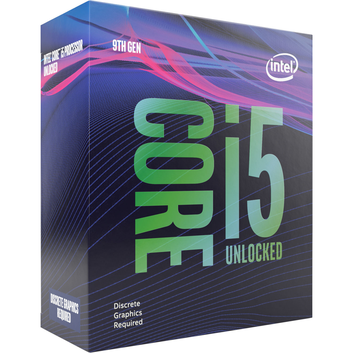 Procesor Intel Core i5-9600KF