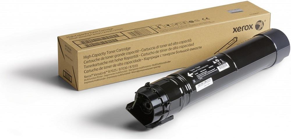 Cartus Toner Xerox 106R03396 30.000 pagini Black