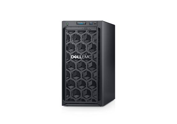 Server Dell PowerEdge T140 Intel Xeon E-2134 16GB RAM 2x4TB NLSAS PERC H330 4xLFF