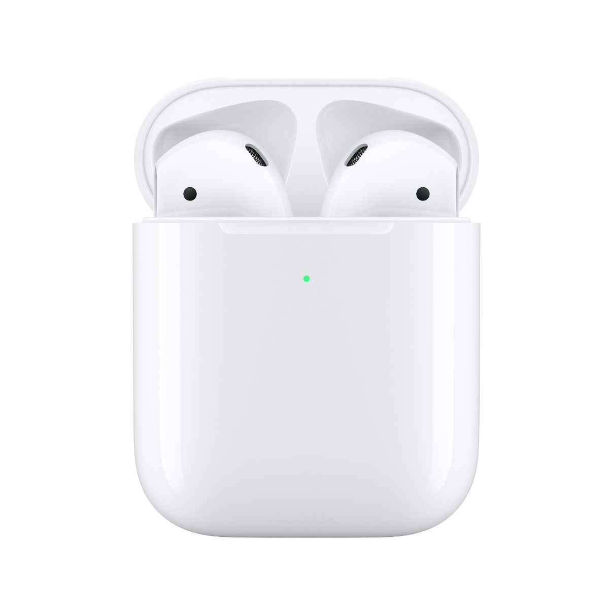 Casti Apple AirPods 2 Wireless Charging case White