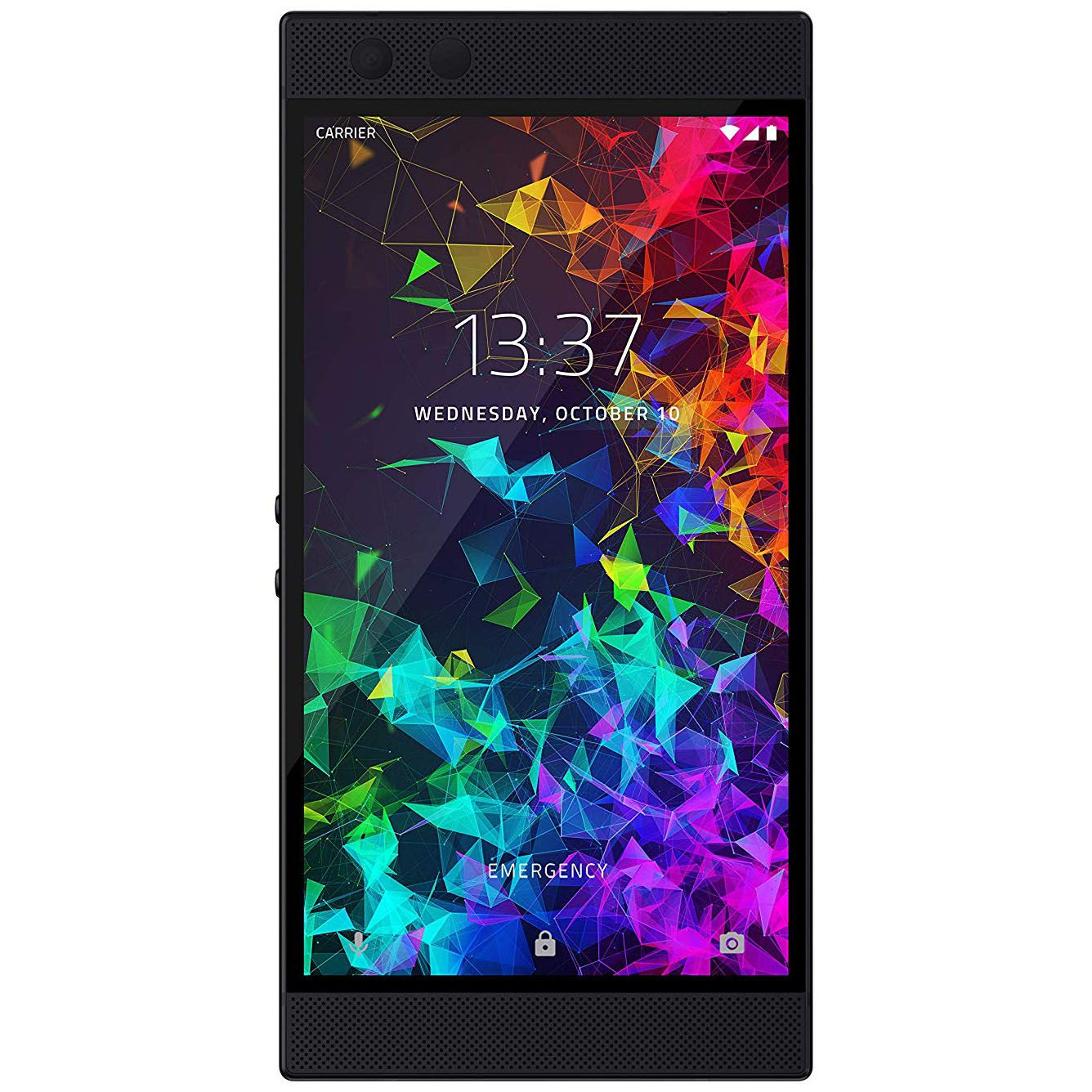 Telefon Mobil Razer Phone 2 64GB Flash 8GB RAM Single SIM 4G Black