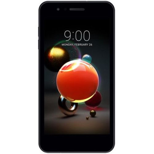 Telefon Mobil LG K9 LMX210 16GB Flash 2GB RAM Dual SIM 4G Aurora Black