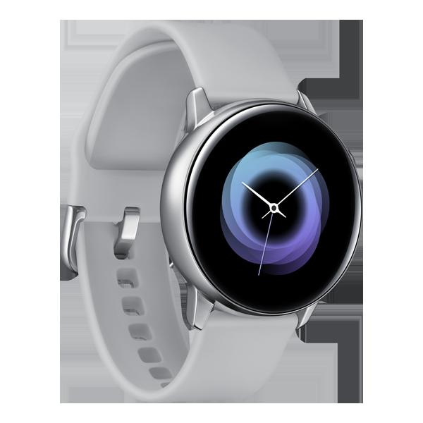Smartwatch Samsung Galaxy Watch Active R500 Silver