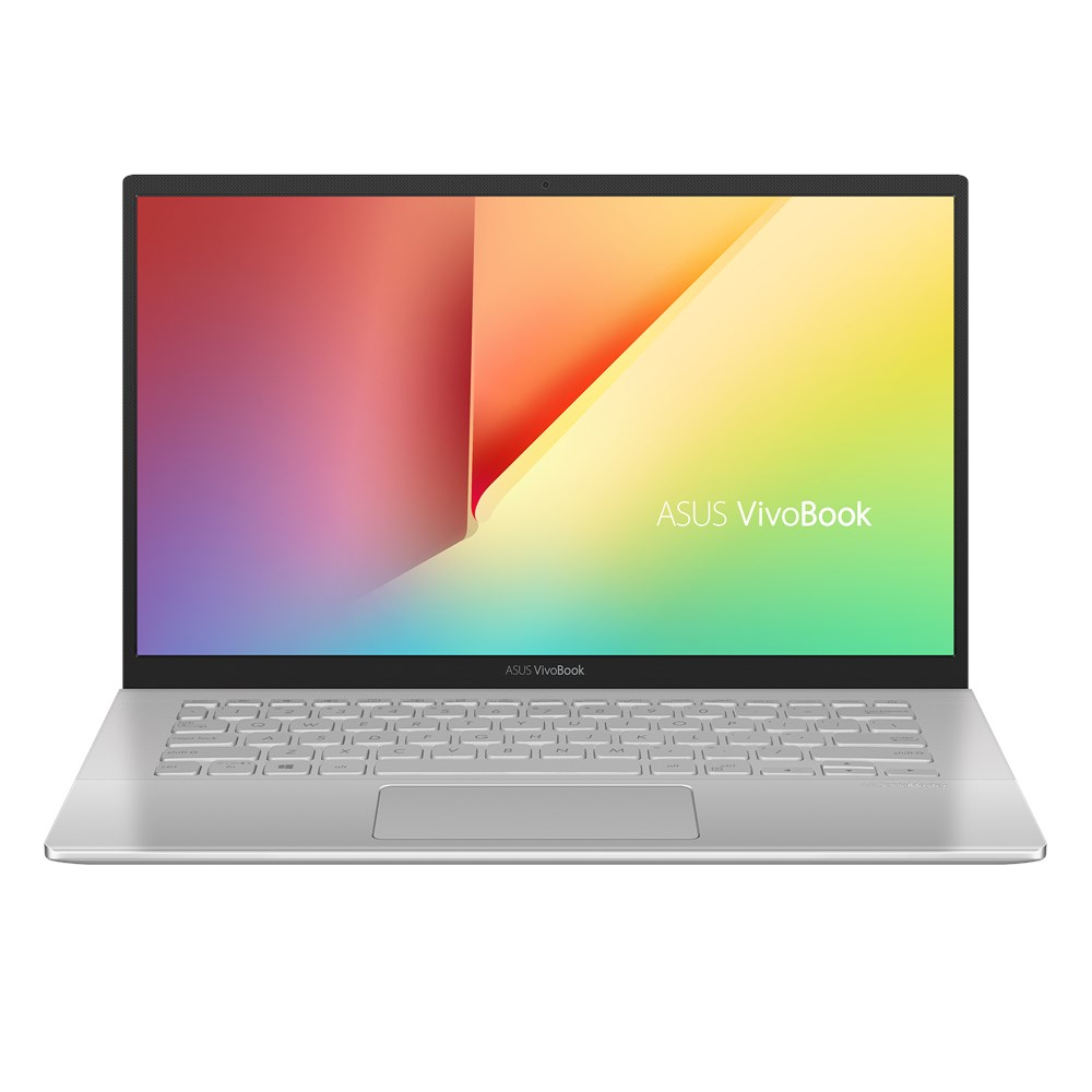 Notebook Asus VivoBook X420UA 14 HD Intel Core i3-7020U RAM 4GB SSD 128GB Windows 10 S Argintiu