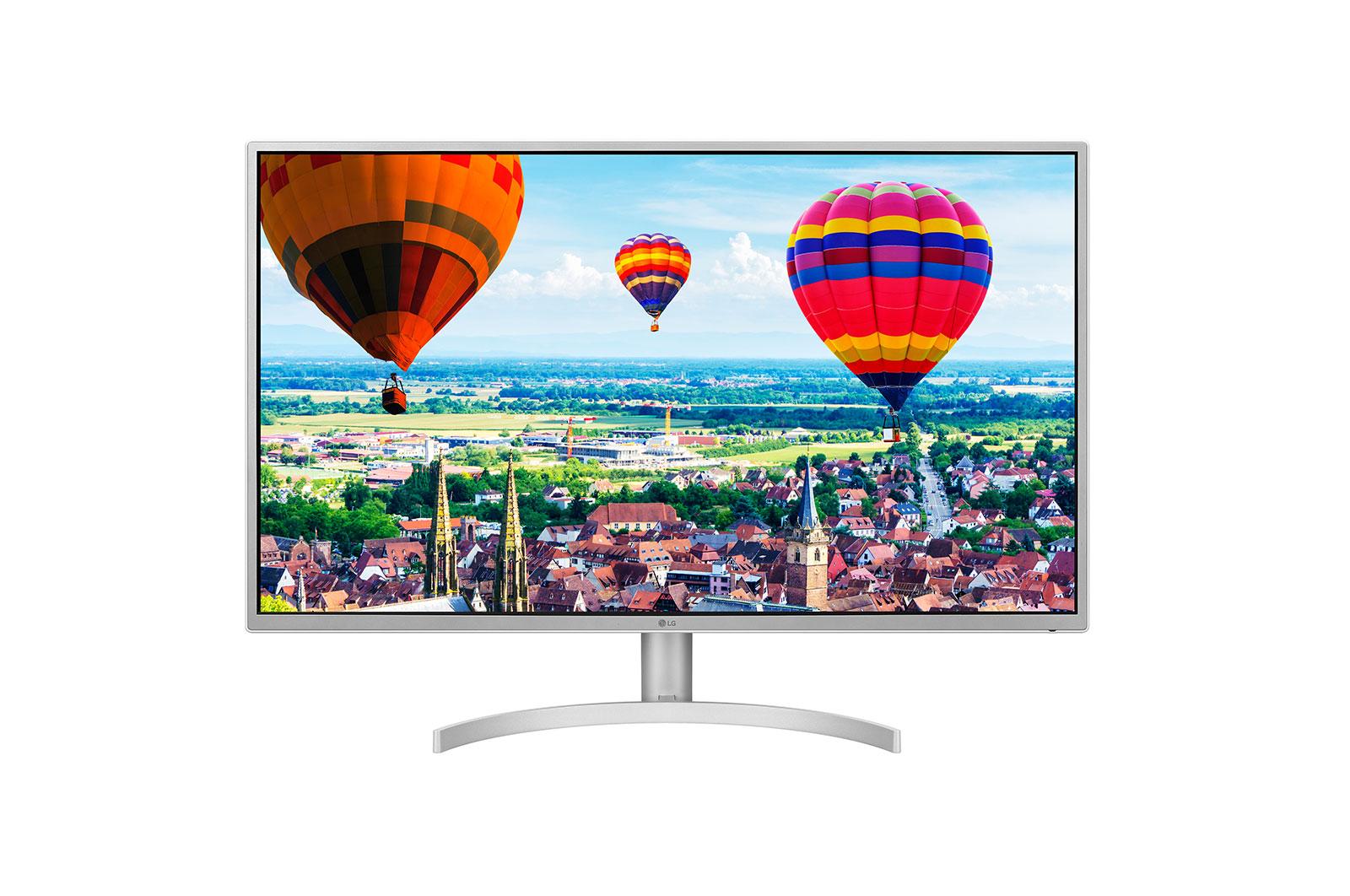 Monitor LED LG 32QK500-W 32 QHD 5ms Alb