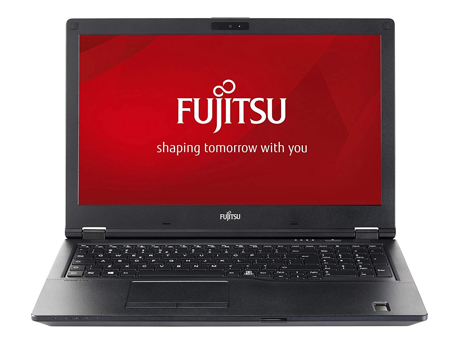 Notebook Fujitsu LifeBook E448 14 Full HD Intel Core i7-7500U RAM 8GB SSD 512GB Windows 10 Pro Negru