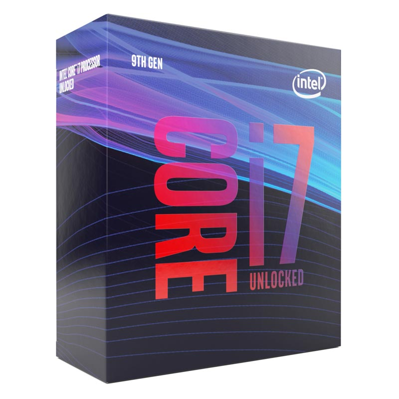 Procesor Intel Core i7-9700KF 3.60GHz Box