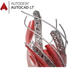 AutoCAD LT 2019 Commercial New Single-user ELD Annual Subscription – Abonament 2 ani