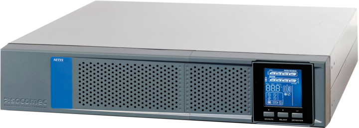 UPS Socomec NeTYS RT-E 2000VA / 1800W