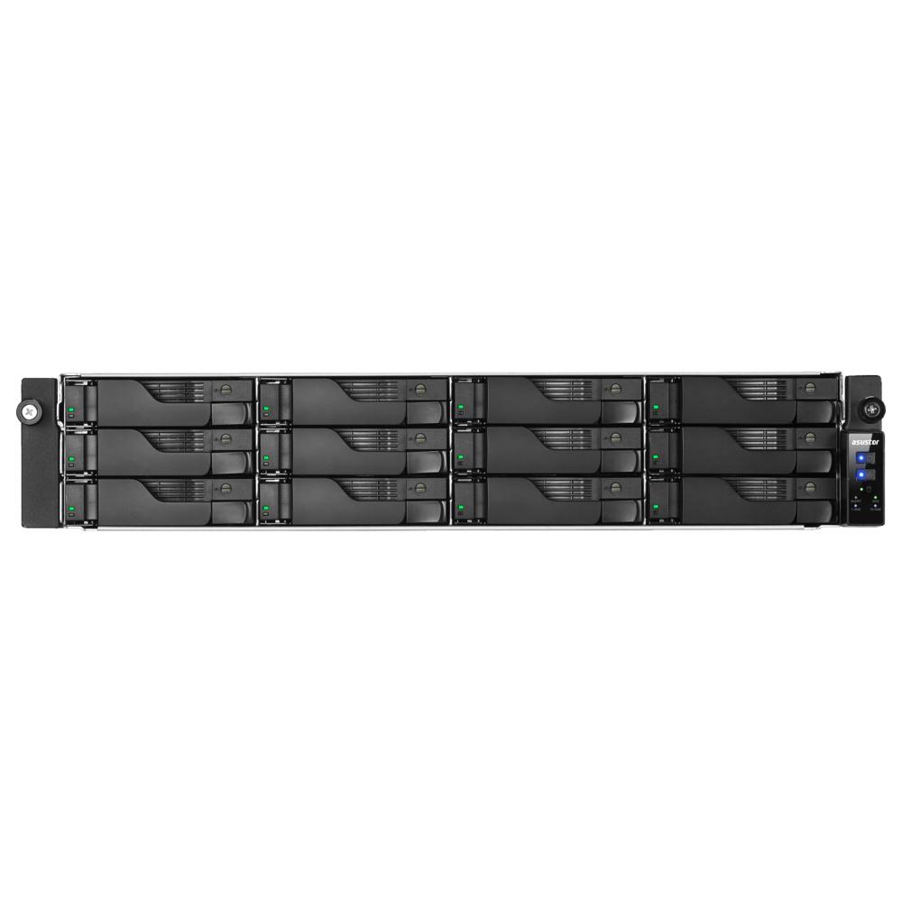 NAS Asustor AS7012RD 4xGigabit 12-bay fara HDD-uri