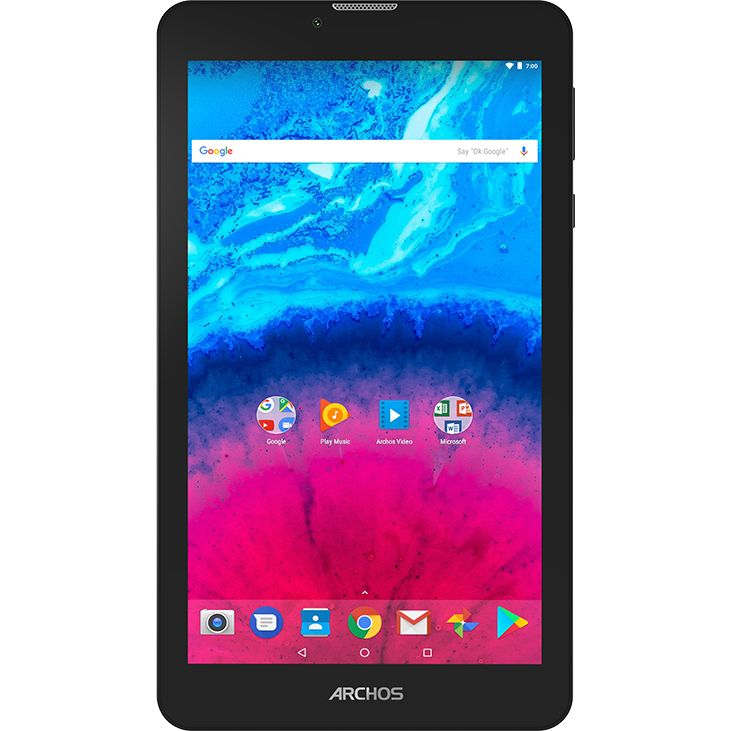 Tableta Archos Core 70 6.95 8GB Flash 1GB RAM WiFi + 3G Black
