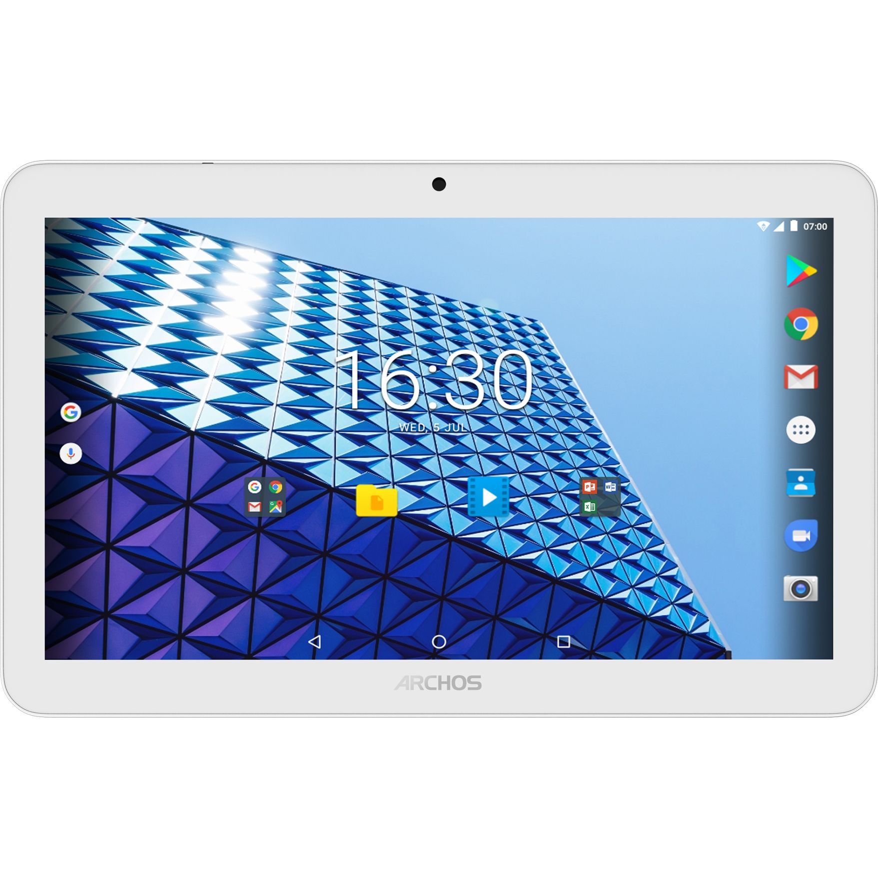 Tableta Archos Access 101 10.1 16GB Flash 1GB RAM WiFi + 3G Silver