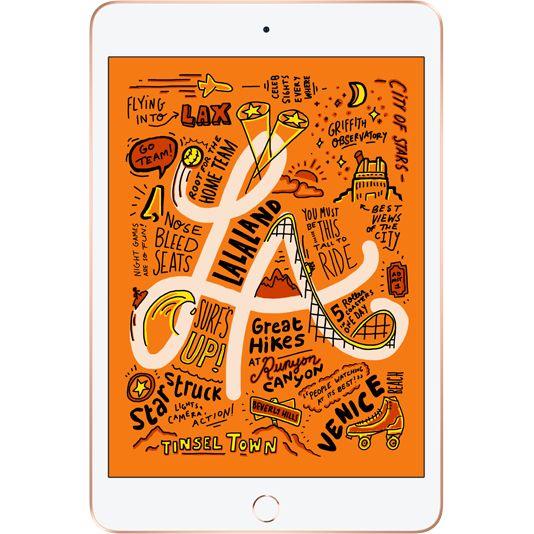 Tableta Apple iPad Mini 5 (2019) 256GB Flash 3GB RAM Wi-Fi Gold