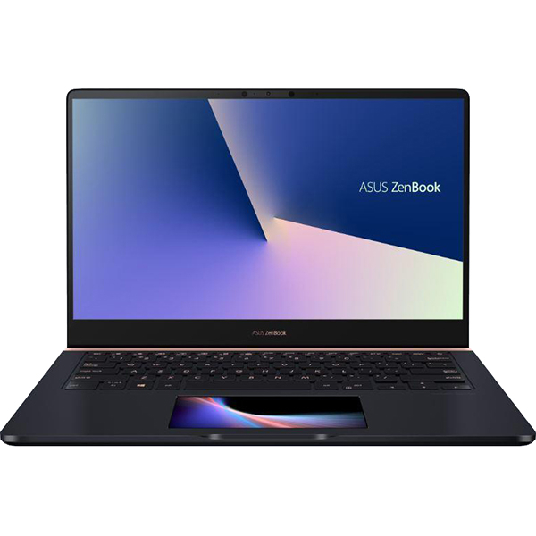 Ultrabook Asus ZenBook Pro UX480FD 14 Full HD Intel Core i7-8565U GTX 1050 Max Q-4GB RAM 8GB SSD 256GB Windows 10 Pro Albastru