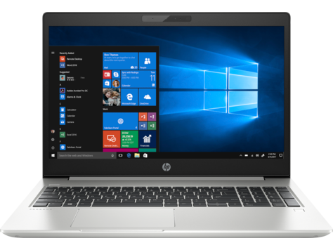 Notebook HP ProBook 450 G6 15.6 HD Intel Core i5-8265U MX130-2GB RAM 8GB SSD 256GB Windows 10 Home