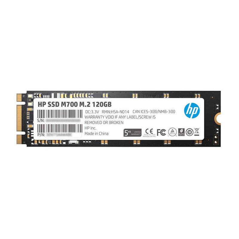 Hard Disk SSD HP M700 120GB M.2 2280