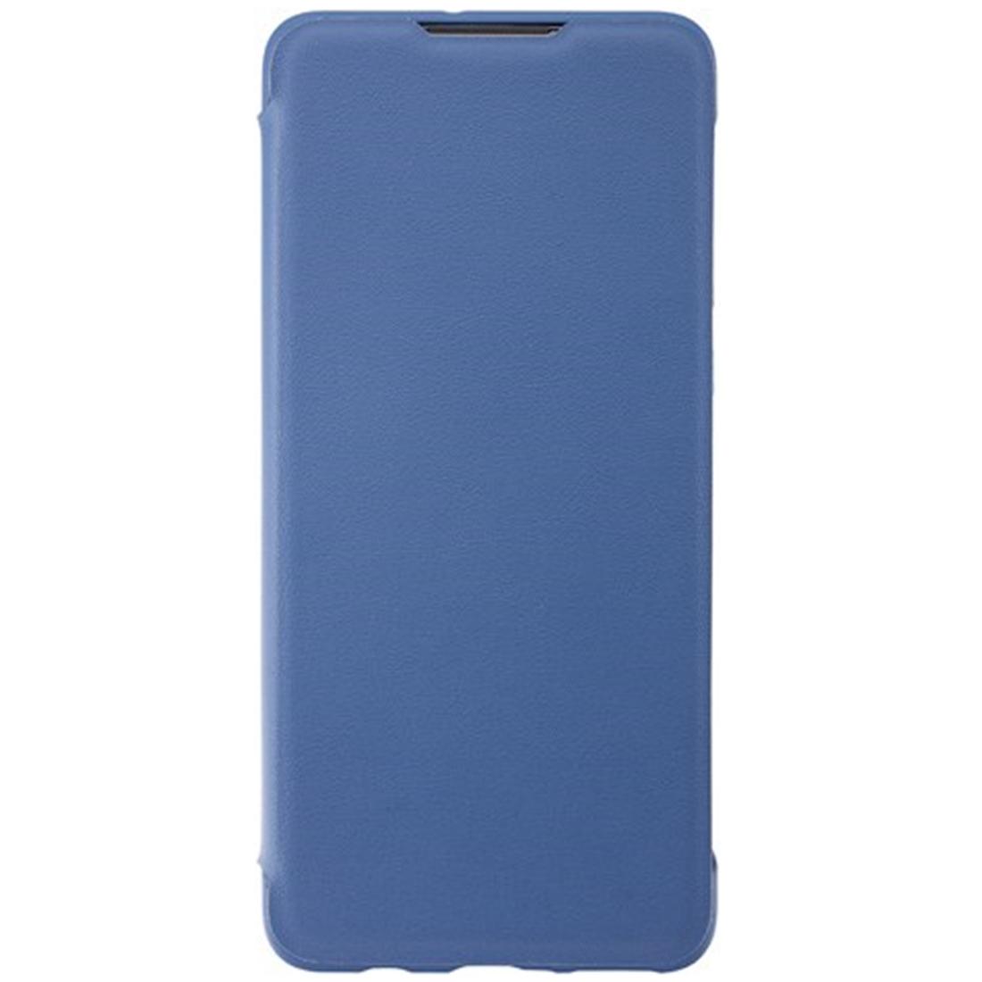 Husa Huawei Flip Wallet Cover pentru Huawei P30 Lite Blue