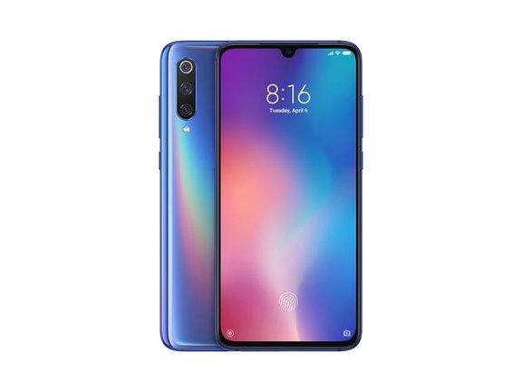 Telefon Mobil Xiaomi Mi 9 128GB Flash 6GB RAM Dual SIM 4G Ocean Blue