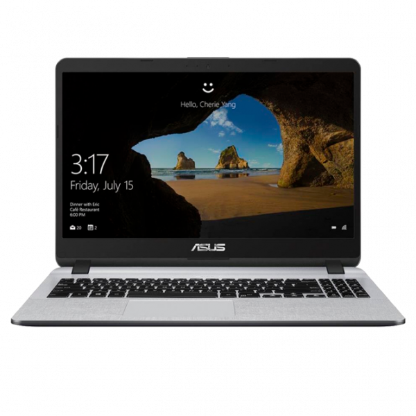 Notebook Asus X507UA 15.6 Full HD Intel Core i3-7020U RAM 4GB HDD 1TB Endless OS Gri