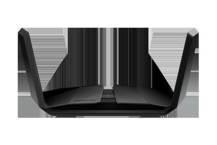 Router Netgear Nighthawk RAX120 AX6000 WAN: 1xGigabit WiFi: 802.11ax - 6000Mbps