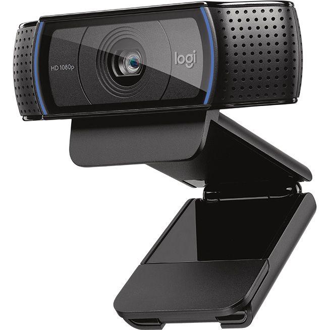 Camera Web Logitech C920s PRO