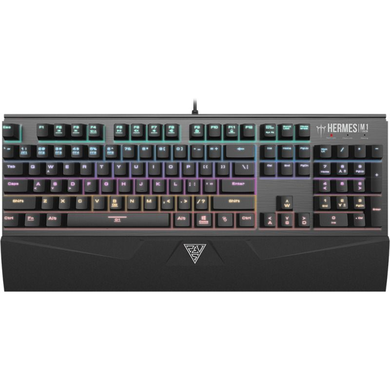 Tastatura Gaming Gamdias Hermes M1 Mecanica Switch Gamdias Brown