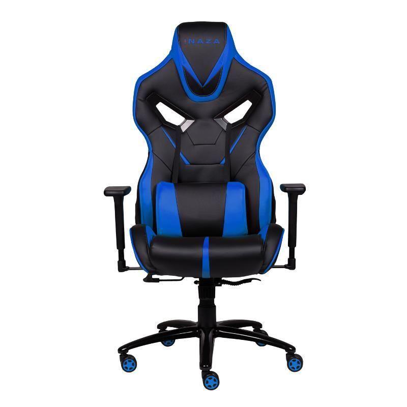 Scaun Gaming Inaza Predator Black/Blue