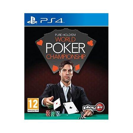 Pure Hold'em World Poker Championships - PS4