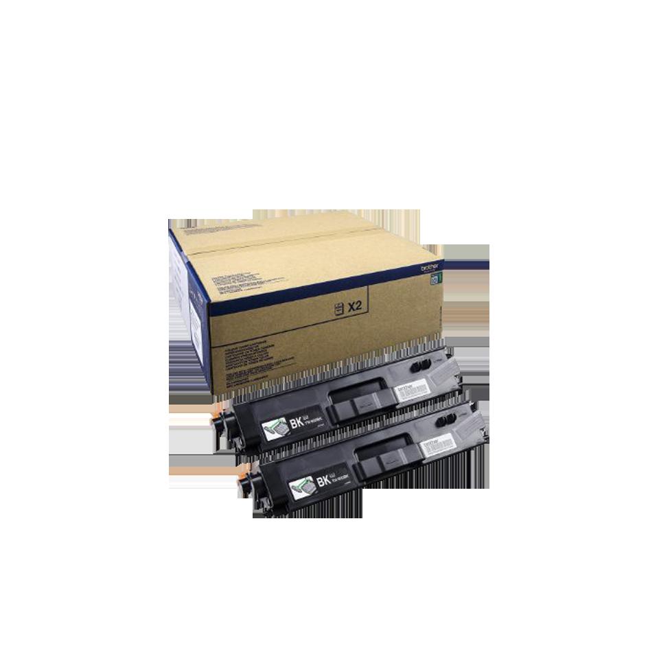Set Toner Brother TN-900BK TWIN 2x6000 pagini Black
