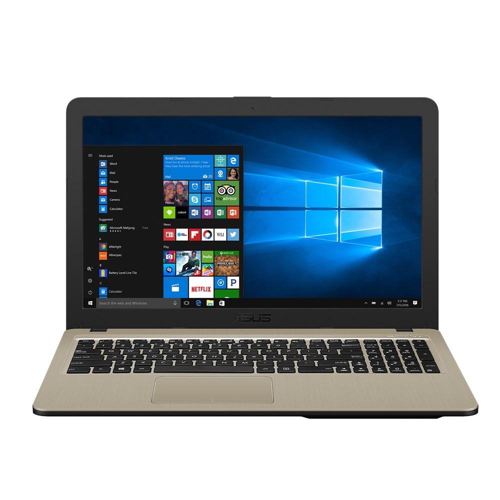 Notebook Asus X540UB 15.6 Full HD Intel Core i3-7020U MX110-2GB RAM 4GB HDD 1TB Endless OS Negru