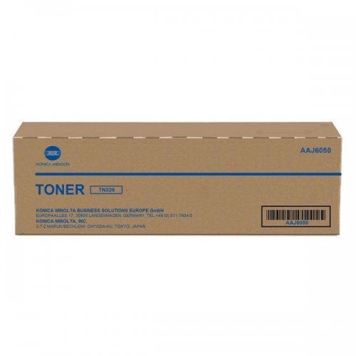 Cartus Toner Konica Minolta TN-326 24.000 pagini Black